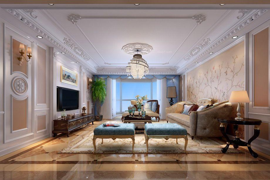 任丘幸福之家裝飾告訴你客廳怎樣裝飾才好看
