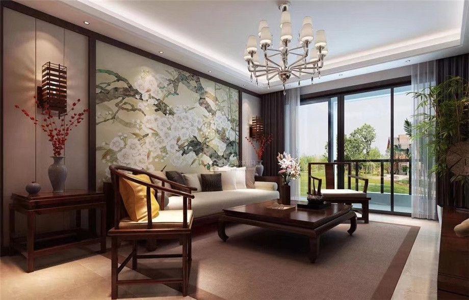 任丘幸福之家裝飾分享客廳如何裝修才好看