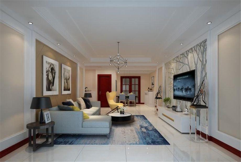 任丘幸福之家裝飾分享客廳沙發如何正確選擇?