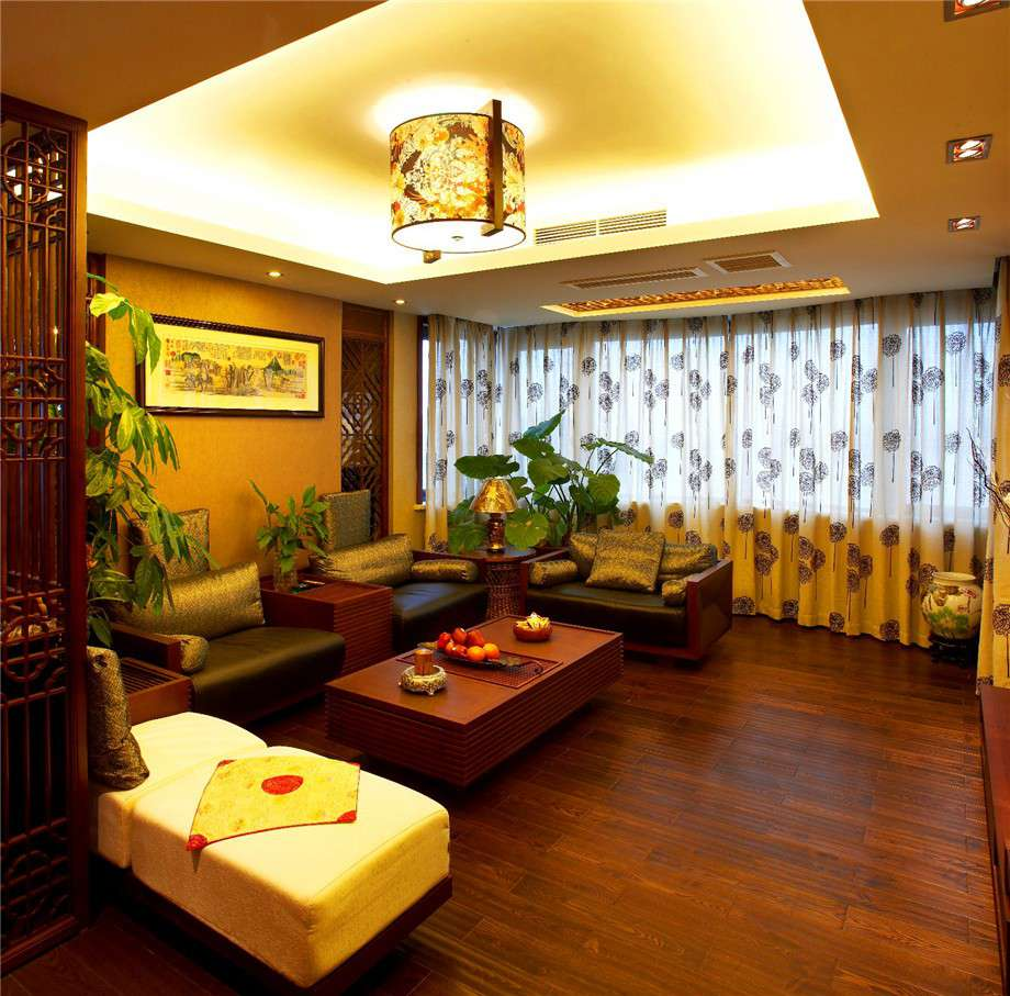 廈門裝修案例東南亞風格3