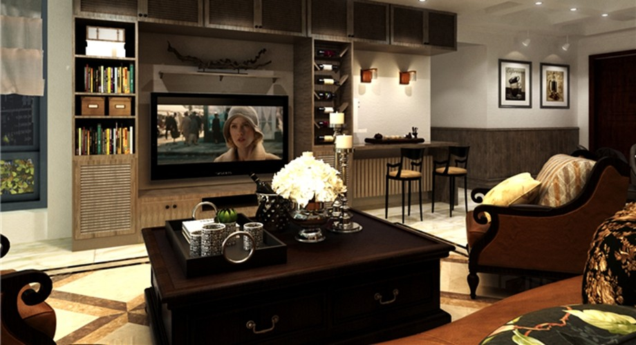 廈門三林雅居裝飾告訴你小客廳如何裝修才能漂亮