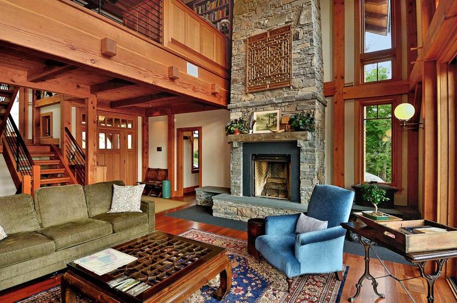 混搭风格的豪宅装修设计是什么样子的?