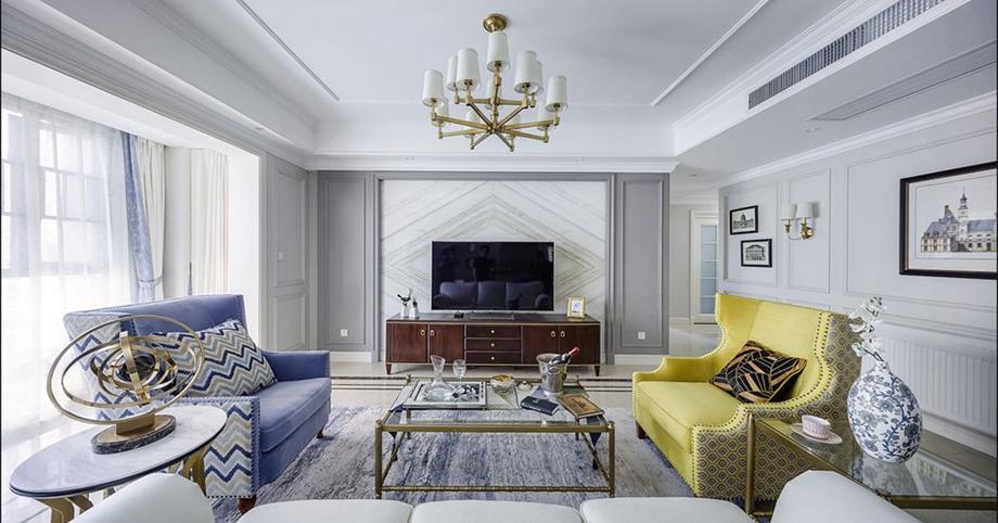 上海爱级装饰分享别墅客厅设计需要注意哪些细节?