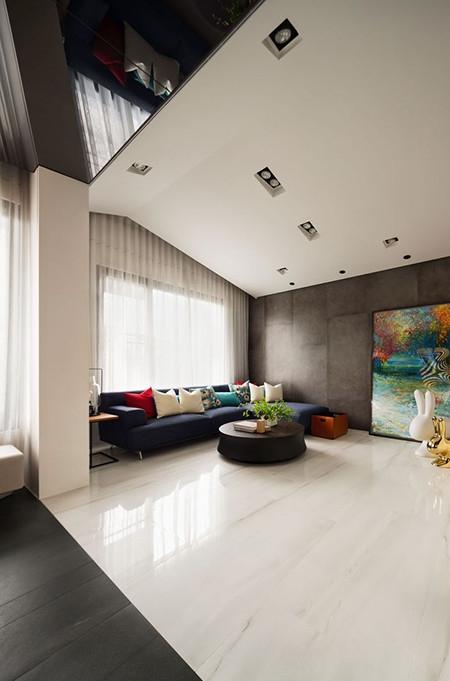 西湖御园118㎡两室一厅  装修  低调奢华