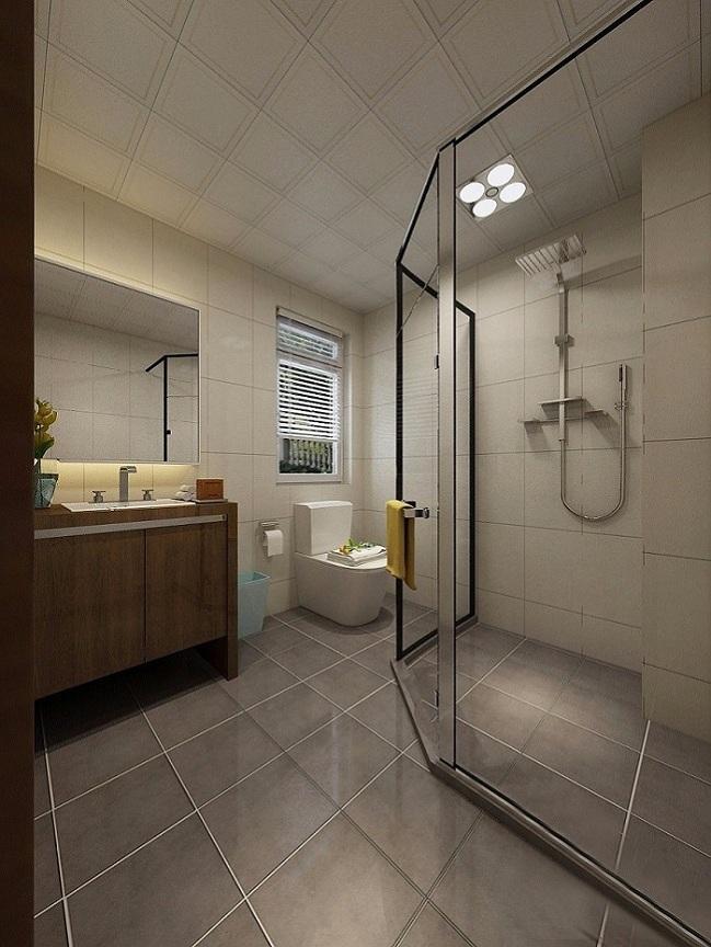 莱茵庄园三期  110m²  三室一厅   亚博体育app苹果版    新中式风格