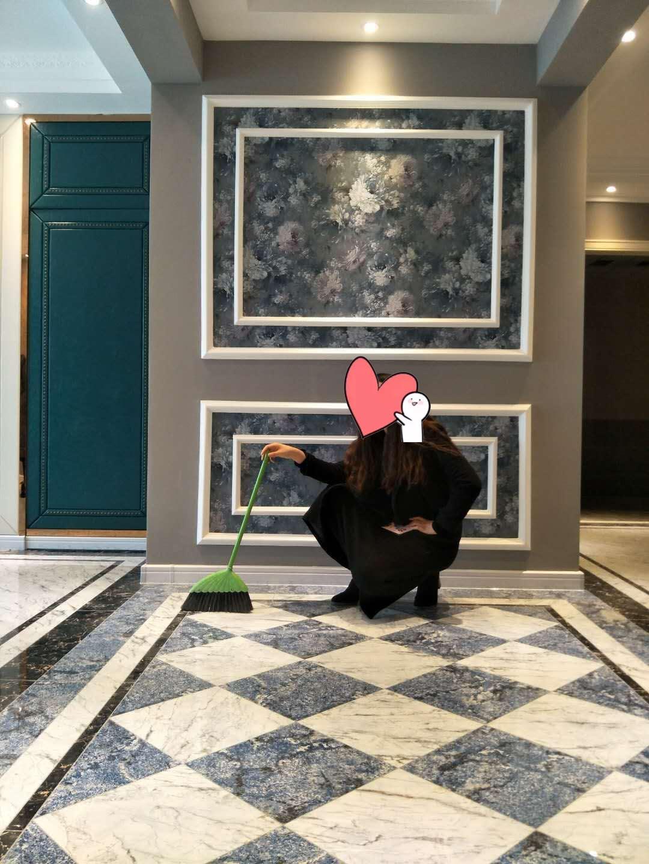 乌鲁木齐130平三居室家装,www.4166.com教你怎么装修出高品质的轻奢风!