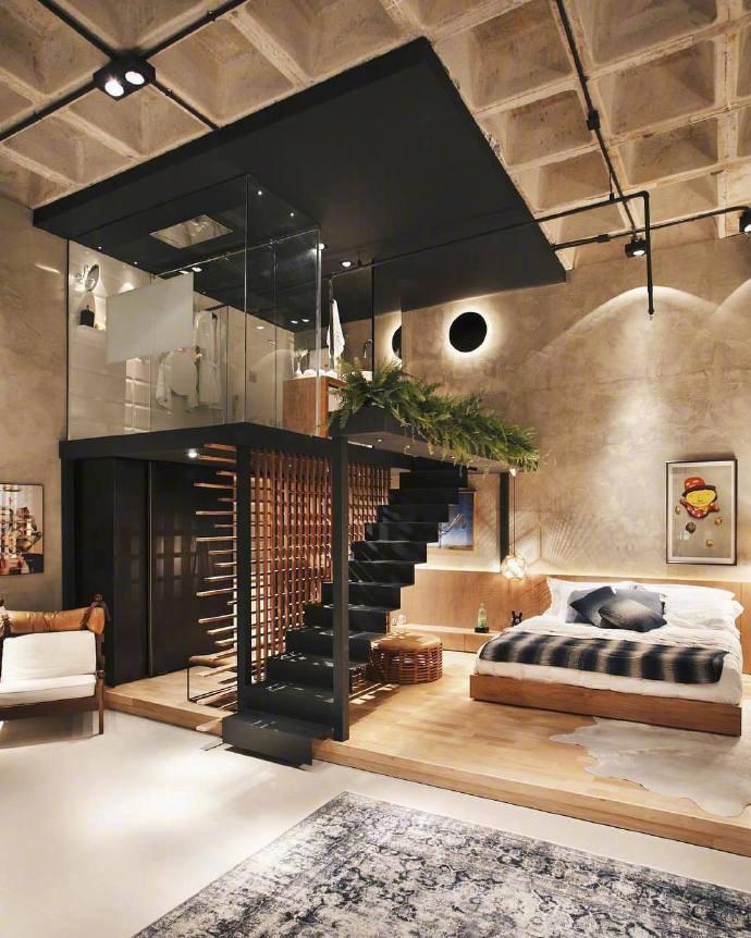 夢寐以求的loft