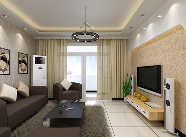 客厅墙面贴瓷砖的利弊 客厅瓷砖铺贴应注意什么