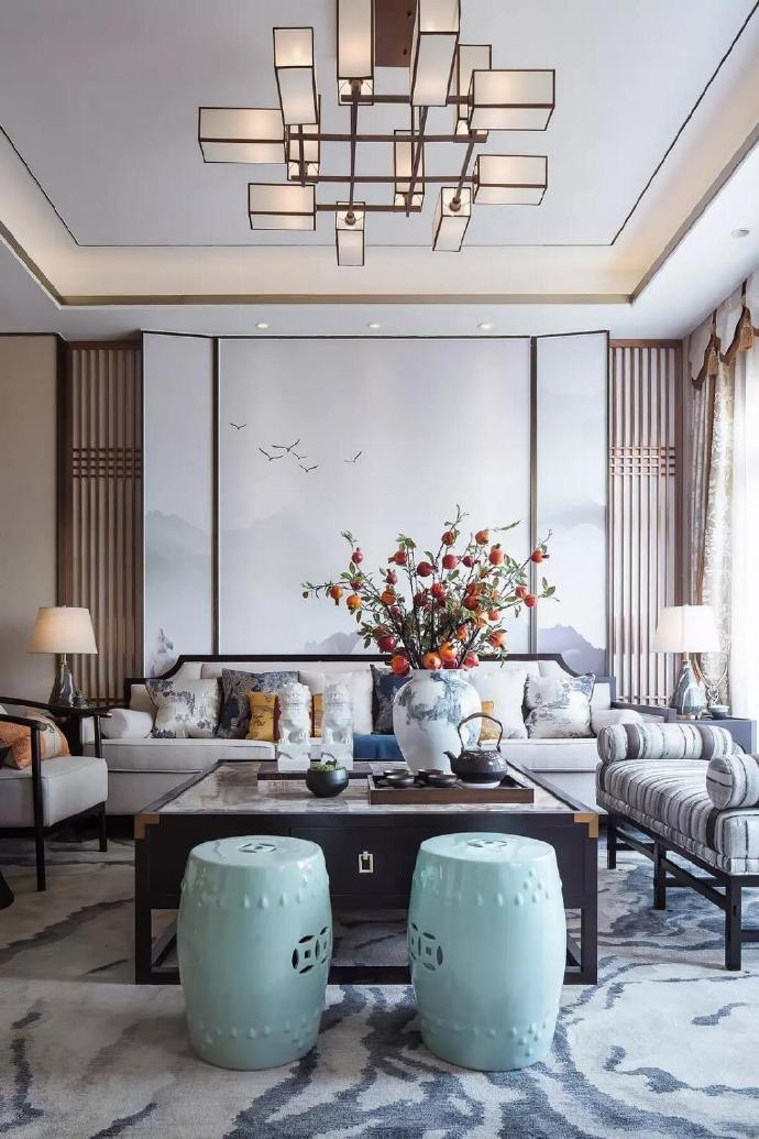 新中式风格灯具适合的人群具有什么特点?