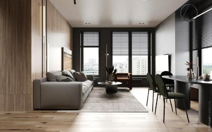 56㎡公寓,舒適又實用~ ????