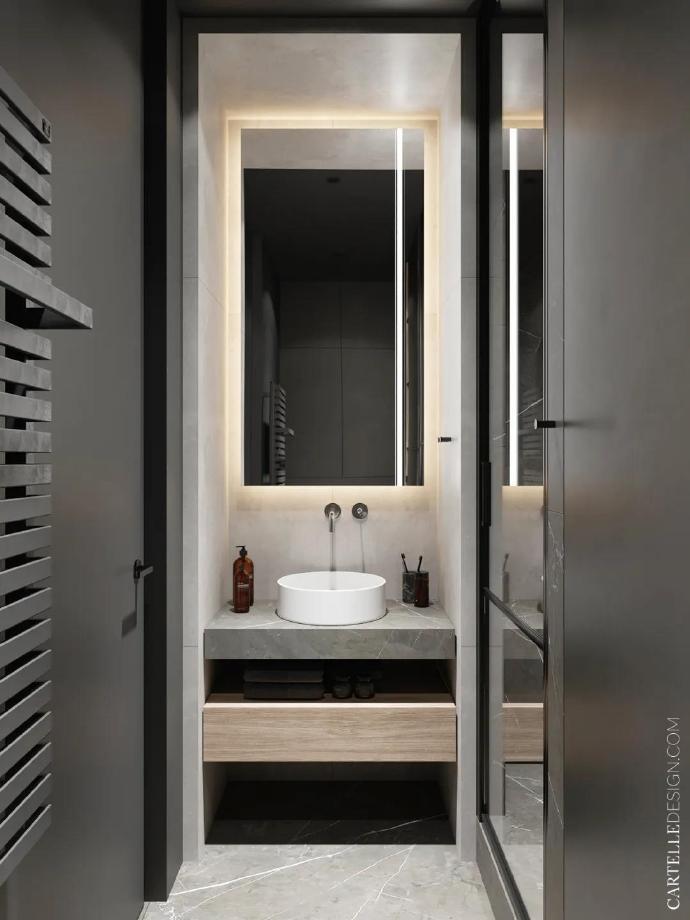 56㎡公寓,舒适又实用~ 