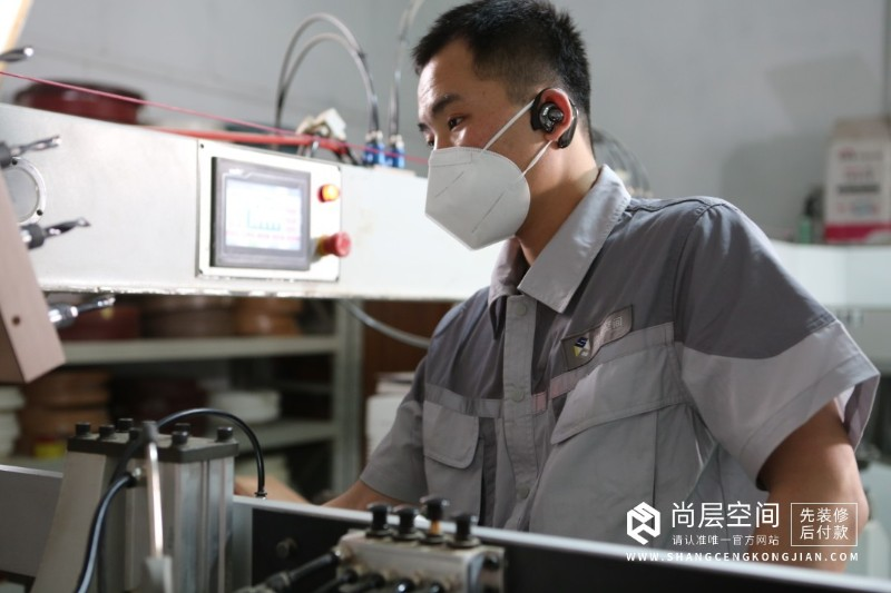 新疆新万博manbetx体育app下载建材公司尚层空间:电地暖每平米多少钱