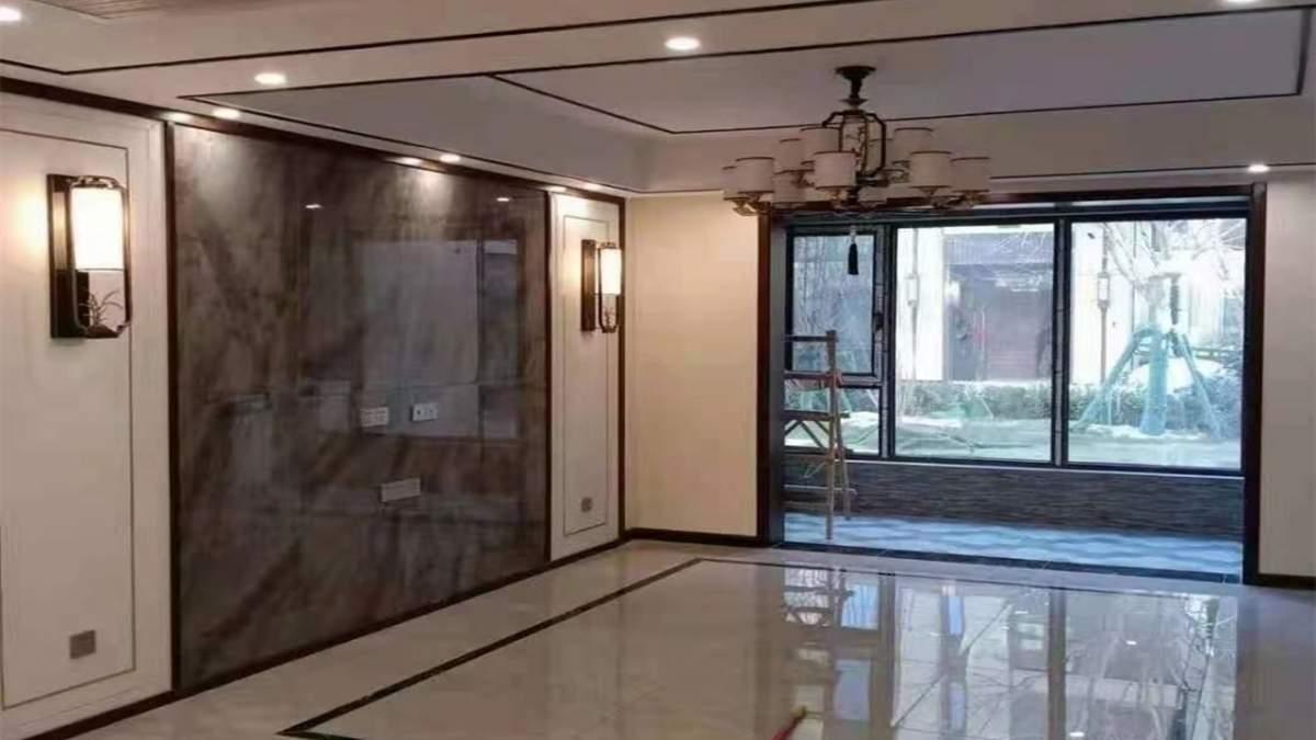 米東區龍庭華府127m2平現代新中式(尚層空間在建工地)