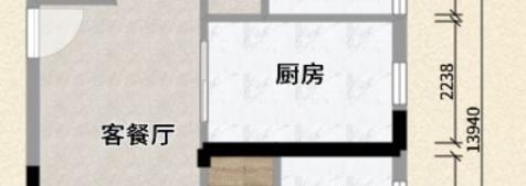 尚層空間-米東區首府公館118m2北歐風格李先生愛居