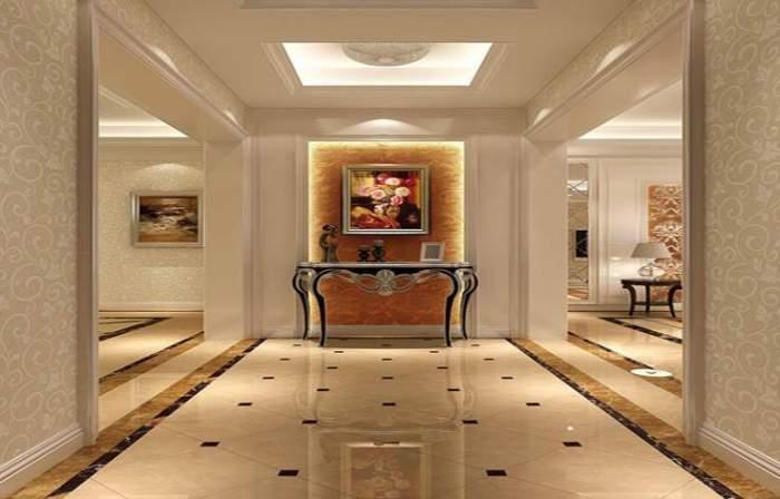 尚層空間裝修效果-西湖錦園135m2歐式風格案例