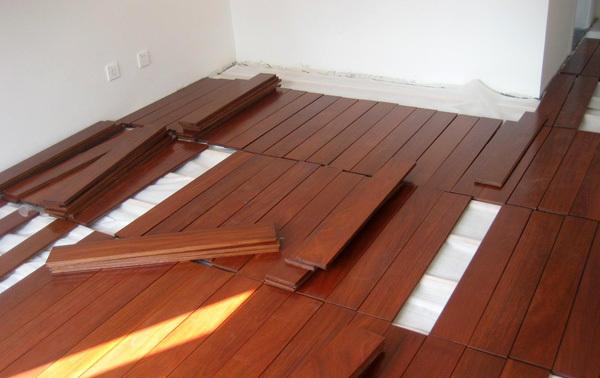 新疆裝修建材公司尚層空間:新疆裝修選購實木地板的五要素