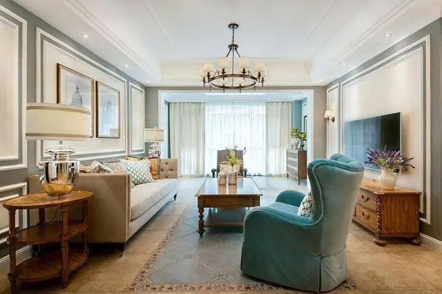 尚層空間 整裝案例丨140㎡和興尚園4居室簡美風