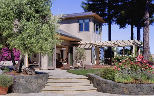 在别墅装修中常见风水的布局