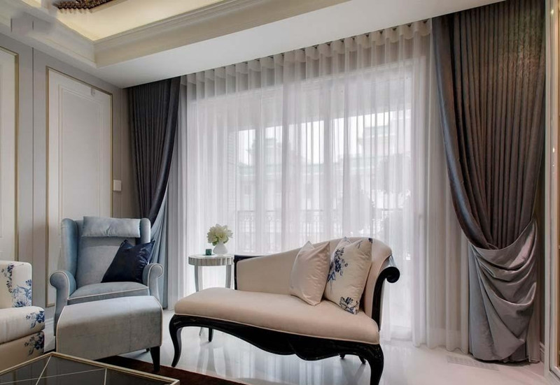 家庭装修室内窗帘如何选择