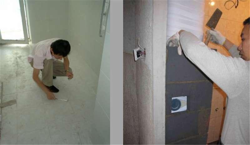 泥工贴砖 常见问题及解决大全
