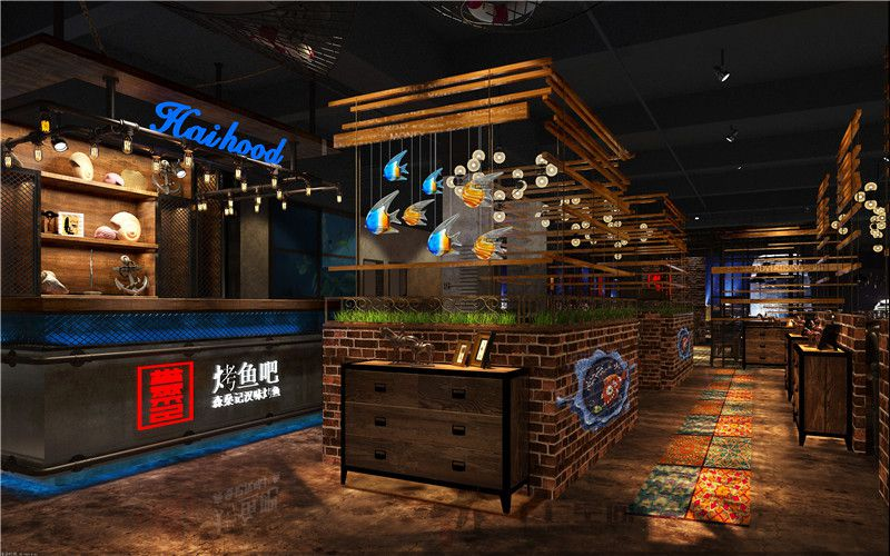 珠海不一样的烤鱼店 简直让人爱不释手