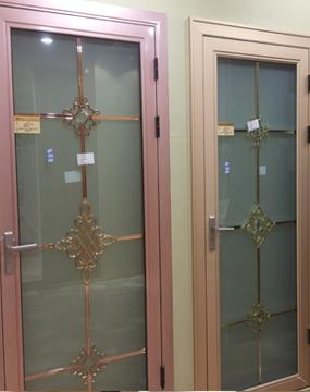 西安装修材料门2
