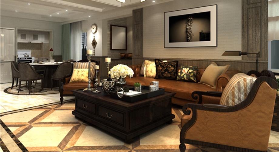 客厅怎样装修省钱又好看?