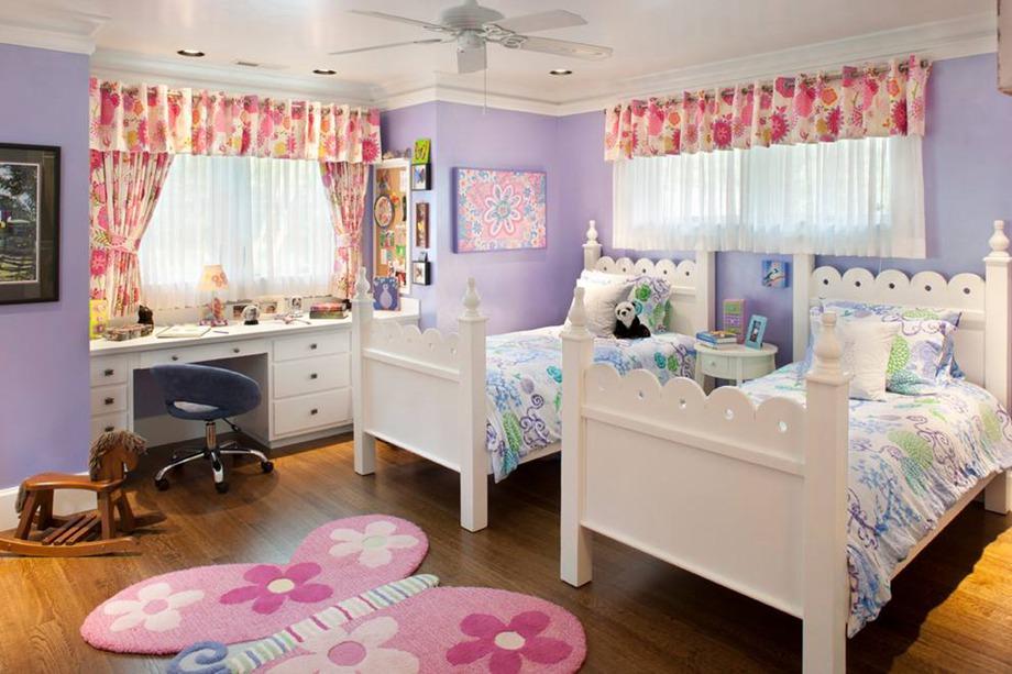 西安东兴豪庭装饰提醒儿童房装修的5个注意事项