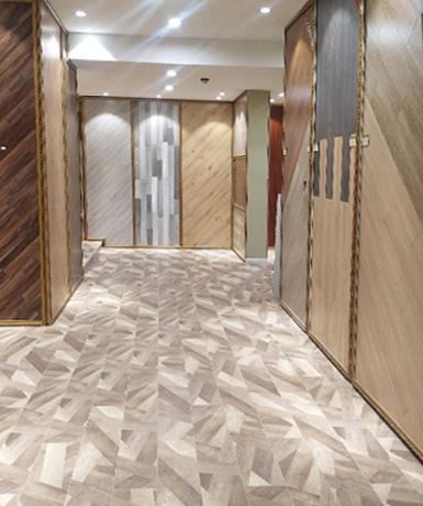 西安装修材料木地板2