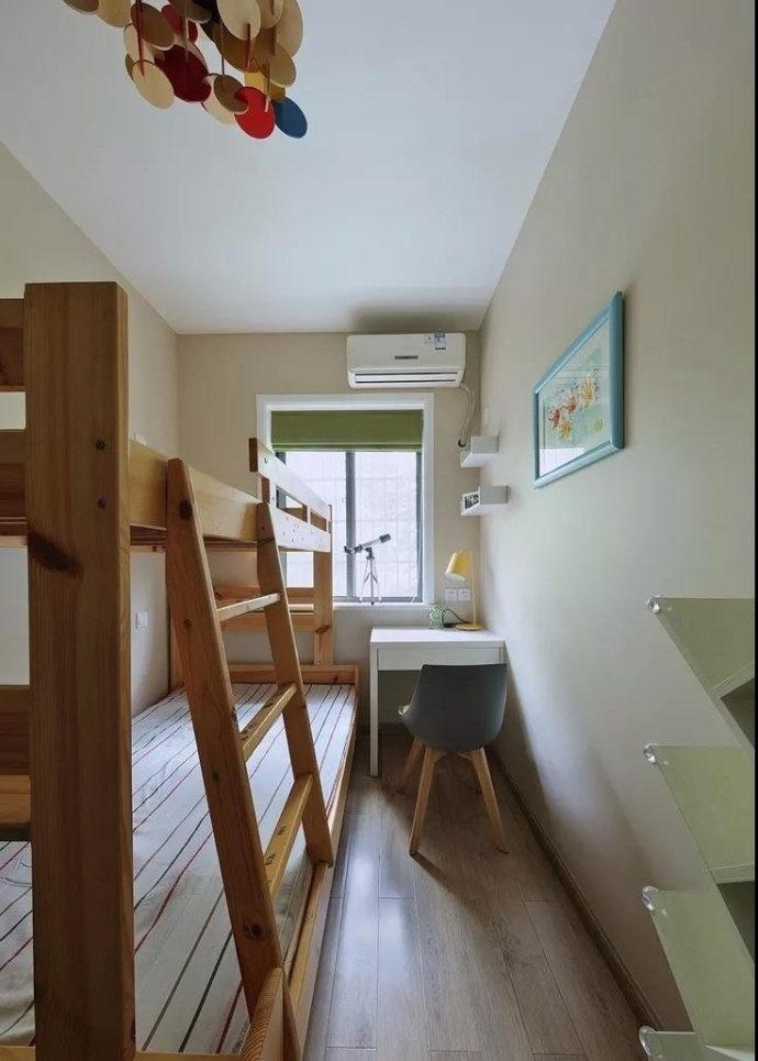 简约两室小而温馨