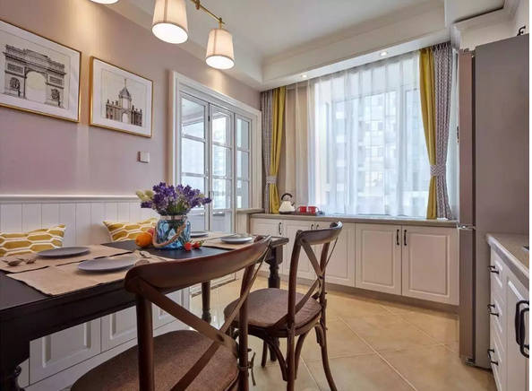 现代风小公寓