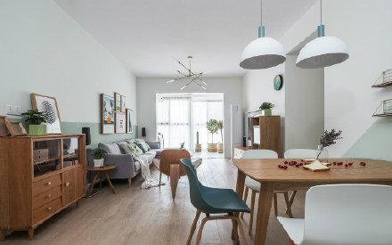 原木家具、绿色清新
