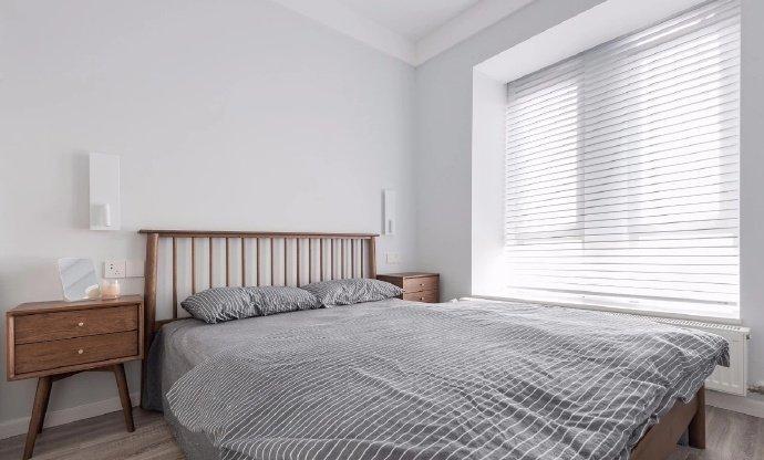 120㎡简约三居室 舒适的开阔空间 