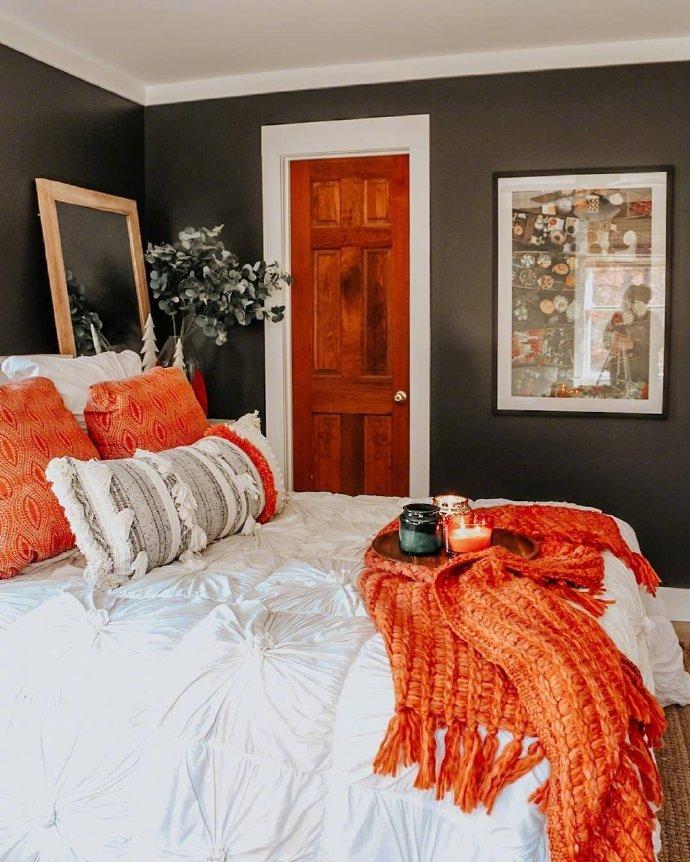 西安装修案例用温暖的色调,打造温馨的家