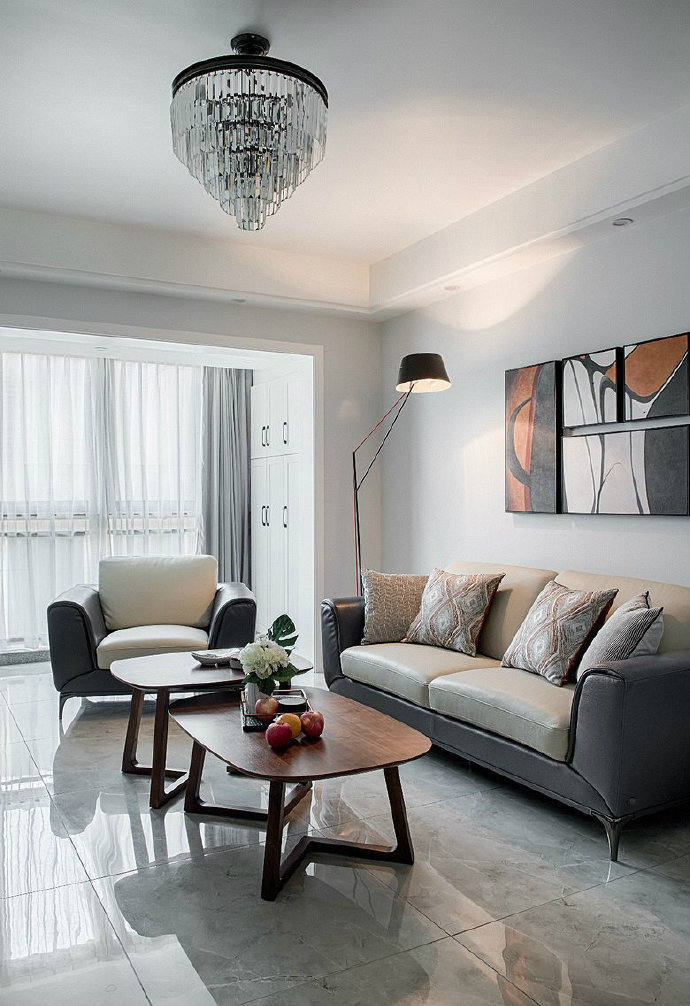 现代简约风,简洁实用性与舒适度并存有格调! 