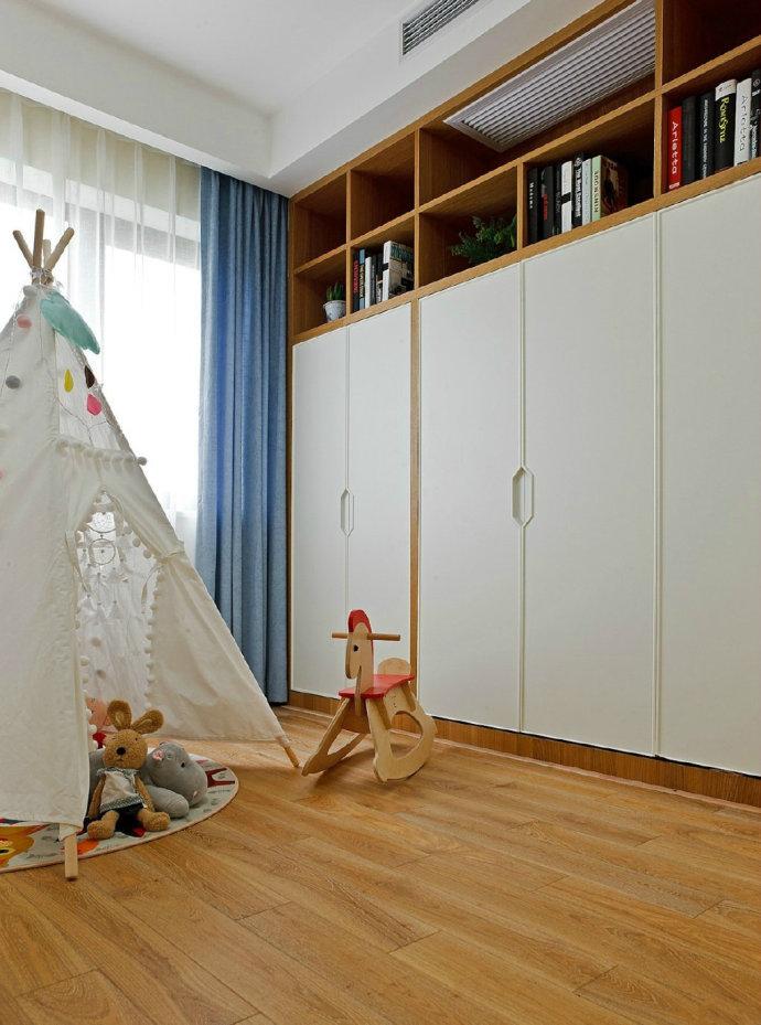 69㎡小清新北欧风家居设计
