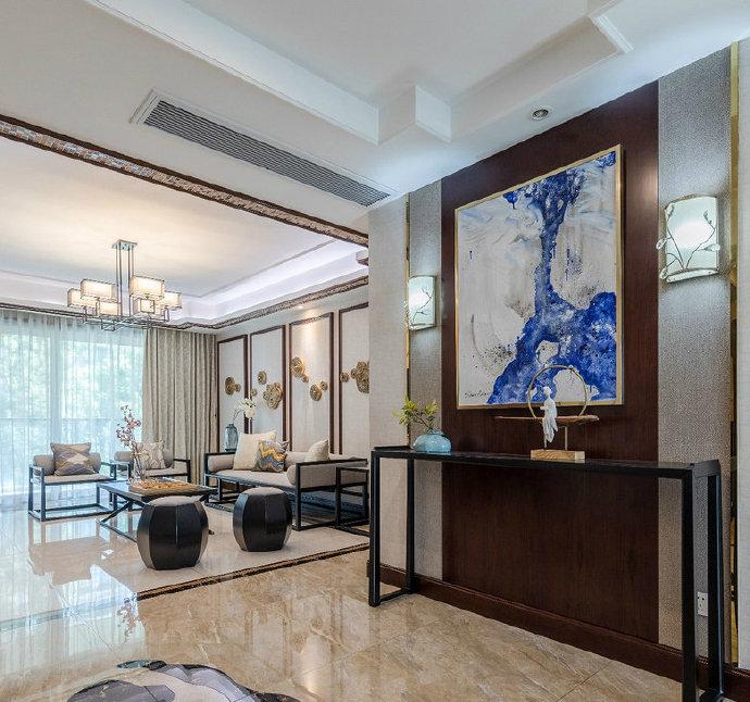 东兴豪庭定装修赠送全房大地砖免费出效果图方案设计
