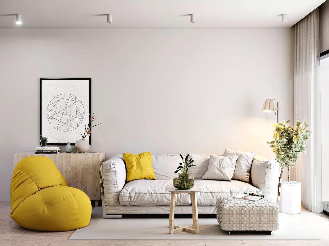 高级灰撞色的美学设计,无法抗拒的优雅与质感!