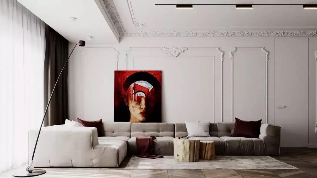 【润物课堂】 沙发发展的四种趋势,如何颠覆你的客厅格局?