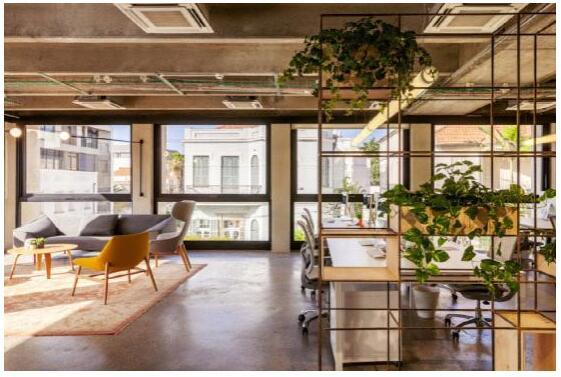 深圳裝修辦公室可以設計成什么風格