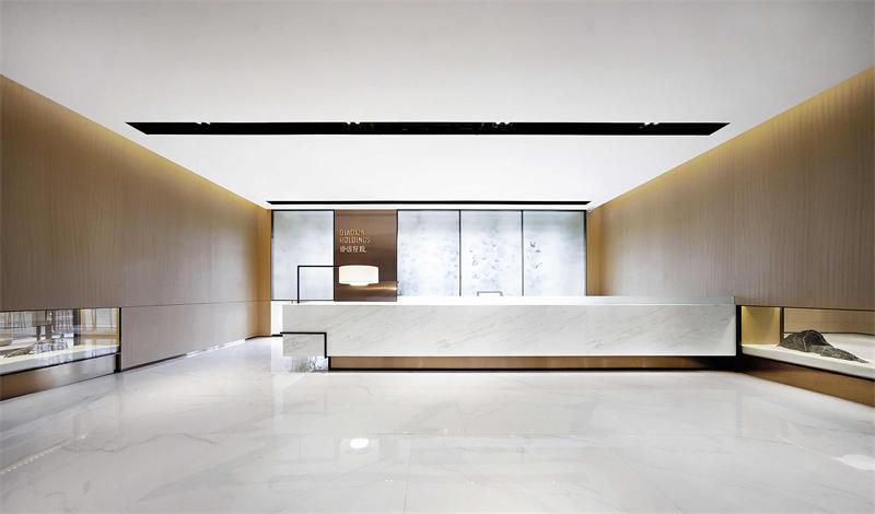 深圳辦公室裝修設計的五種隔斷案例