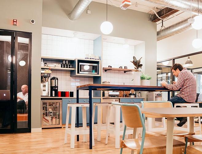 深圳辦公室裝修智能辦公空間讓人感到舒適!