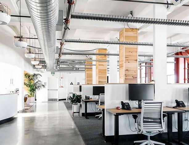 現代深圳辦公室裝修設計應注意色彩風格的問題