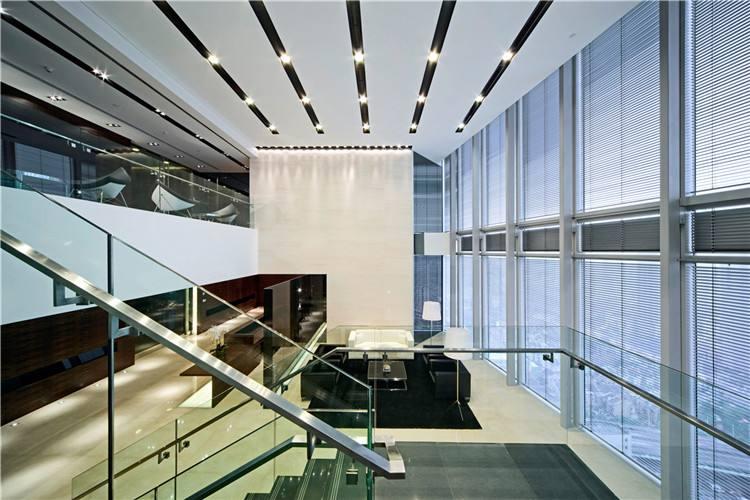 深圳辦公室裝修公司倡導智能化辦公室裝修服務