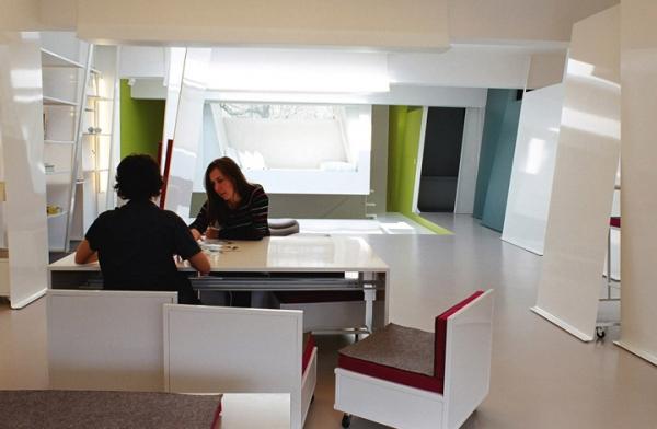 深圳辦公室裝修設計三個重點區域的設計解析