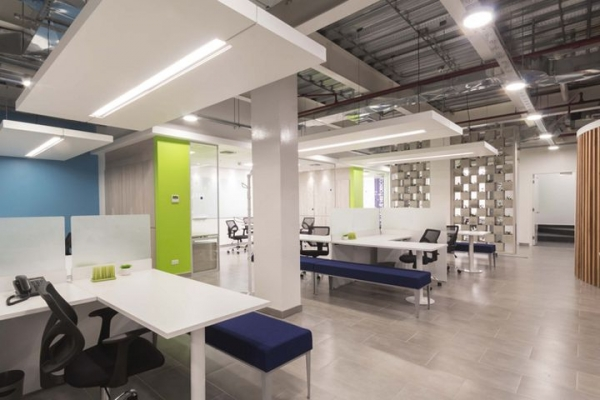 深圳辦公室裝修軟裝布置的整體設計風格解析