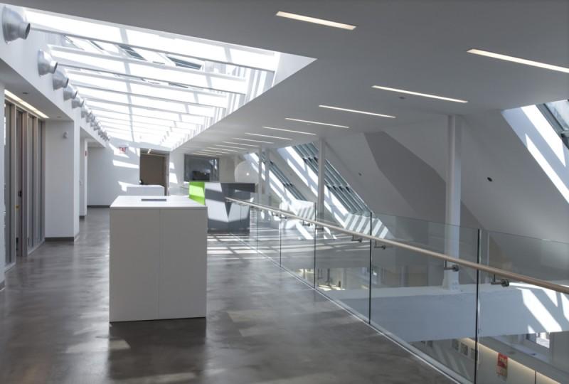深圳寫字樓裝修燈光設計需要注意的細節解析