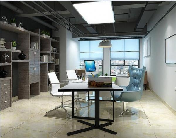 盤點深圳辦公室裝修帶來的秩序感和明快感!
