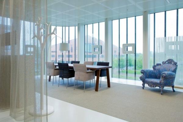 深圳辦公室裝修玻璃隔墻的質量如何進行驗收!
