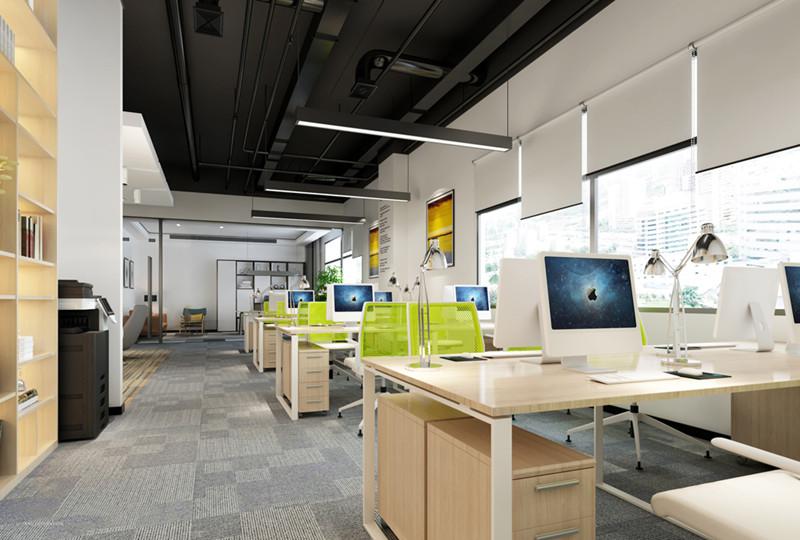 深圳辦公室裝修設計座位的風水問題解析